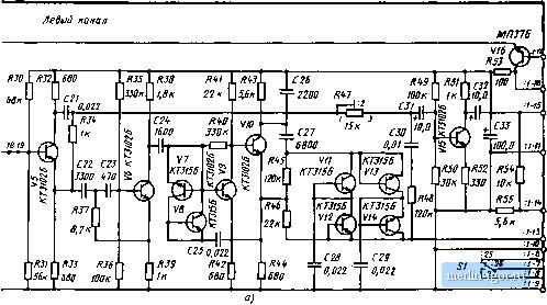 схема подключения эпхх ваз 2107.