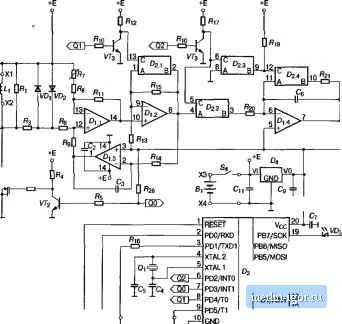 Стабилизатор оборотов двигателя для полуавтомата второй